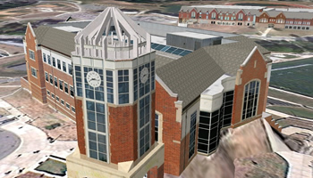 Lindenwood Campus 3D